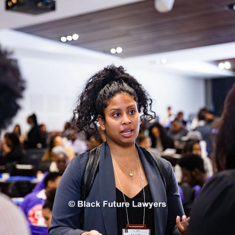 2020 BFL Conference > Keynote Address by Atrisha Lewis