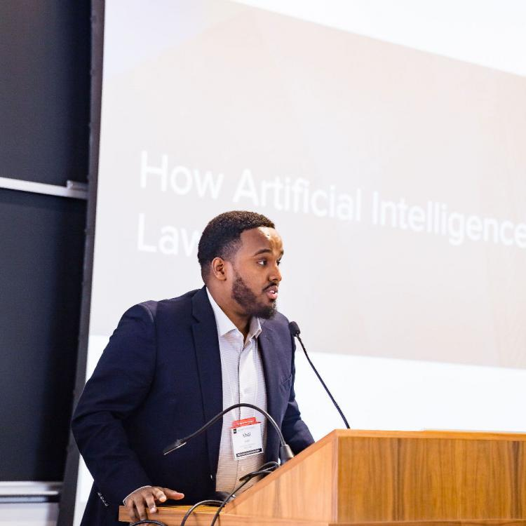 2020 BFL Conference > Law Lecture by Abdi Aidid