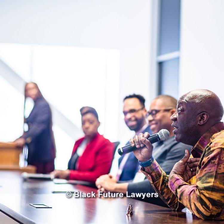 2020 BFL Conference | Alumni Panel: The Landscape for Black Legal Professionals